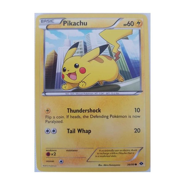 Pikachu 39/99 - Next Destinies - Englisch NM