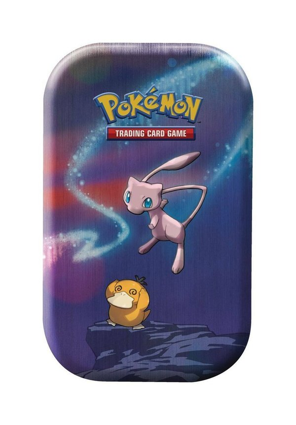 POKÉMON CARDS KANTO STÄRKE  MINI TIN BOX # ENTON & MEW Deutsch
