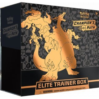 SWSH 3.5 Elite Top Trainer Box - Weg des Champs - Deutsch OVP