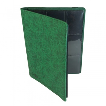 Blackfire 9 Pocket Premium Album - Green