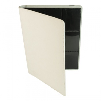 Blackfire 9 Pocket Premium Album - White