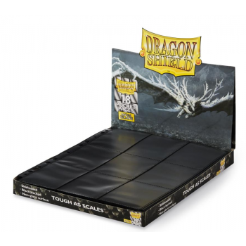 Dragon Shield 18-Pocket Non Glare Sideloader Pages Display (50Pages)