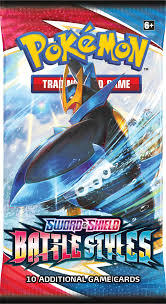 SWSH05 Sword & Shield - Battle Styles - Sealed Booster Pack Pokemon Englisch