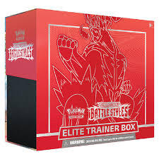 SWSH05- Sword & Shield Top Trainer Box 1 Battle Styles- OVP Englisch