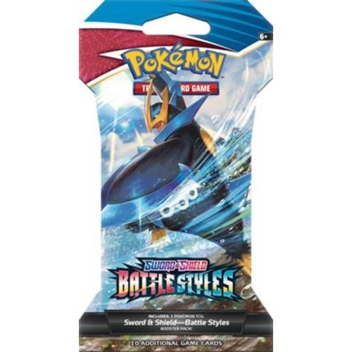 SWSH05 - Battle Styles Sleeeved Booster Englisch OVP