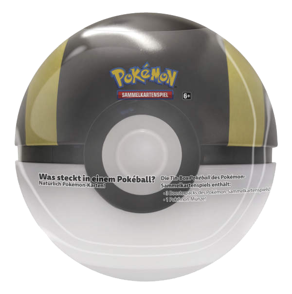 Pokemon Pokeball Tin Box #5 Frühjahr 2021 EN